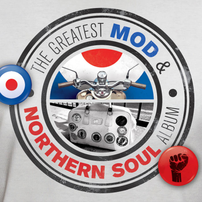 The Greatest Mod & Northern Soul Album [2018]