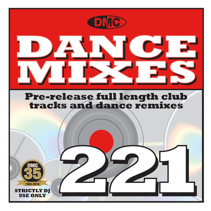 DMC Dance Mixes 221 (Strictly DJ Only) [2018]