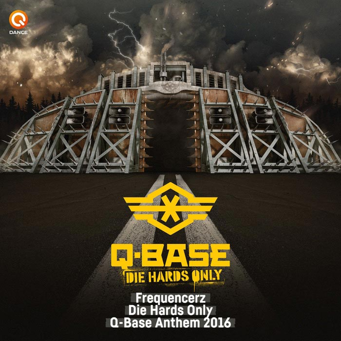 Frequencerz - Die Hards Only (Q-Base Anthem 2016 - Pro Mix)