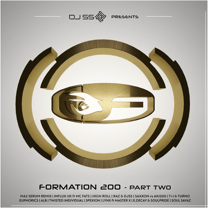 DJ SS Presents: Formation 200 (Part 2)
