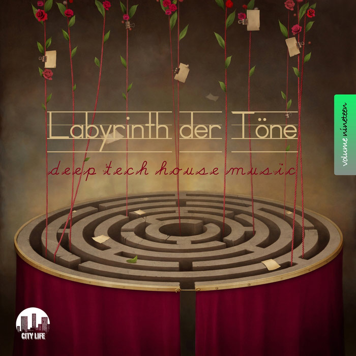 Labyrinth Der Tone Vol. 19 (Deep & Tech-House Music)