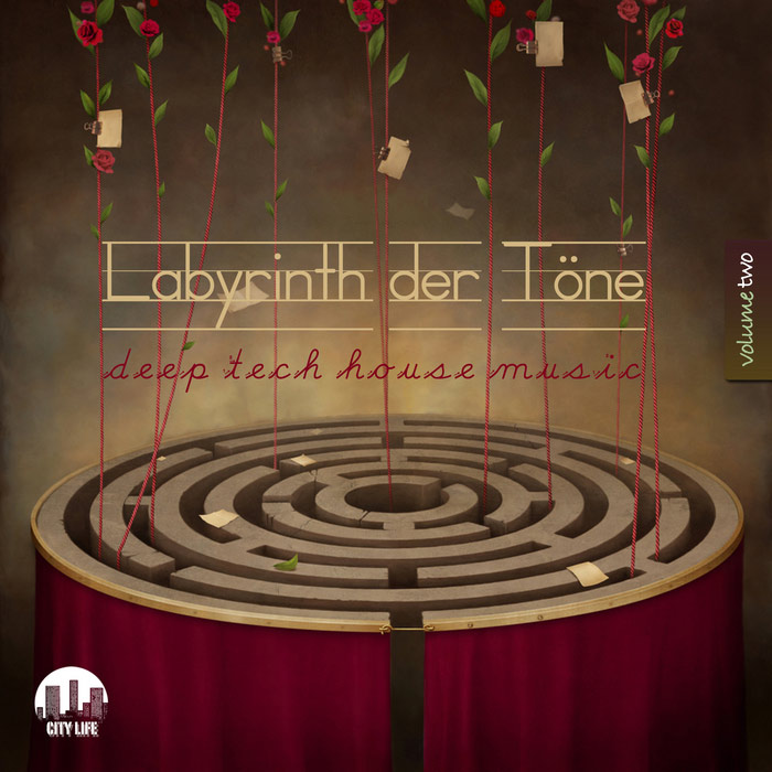 Labyrinth Der Tone Vol. 2 (Deep & Tech-House Music) [2013]