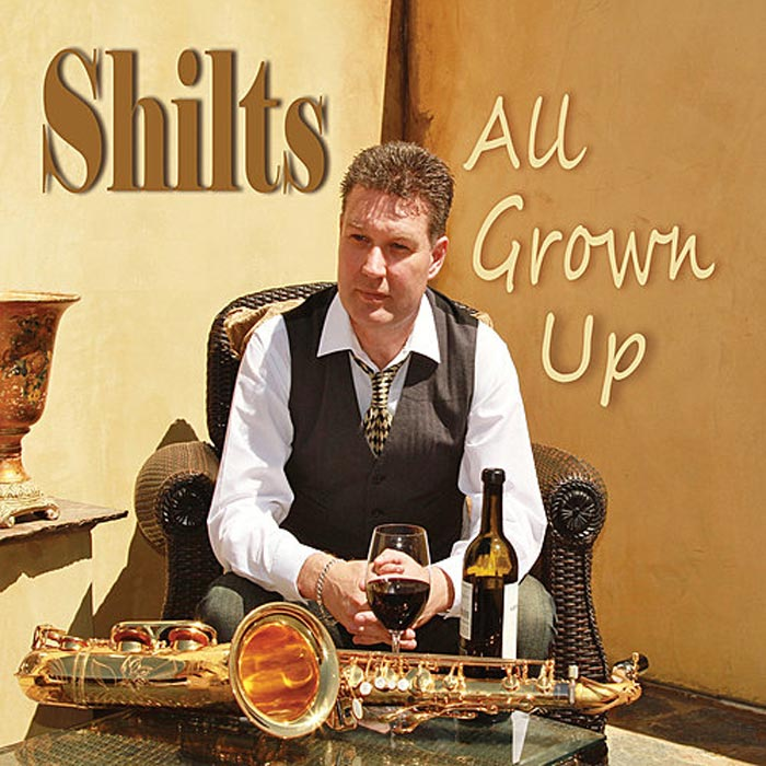 Shilts - All Grown Up [2012]