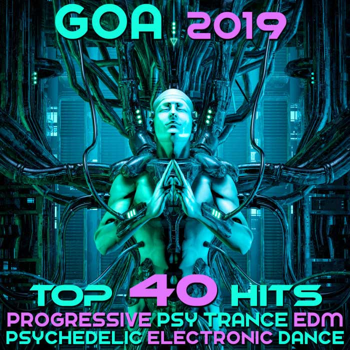 Goa 2019 (Top 40 Hits Best Of Progressive Psy Trance EDM & Psychedelic Electronic Dance) [2018]