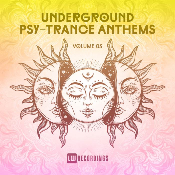 Underground Psy-Trance Anthems (Vol. 05) [2018]