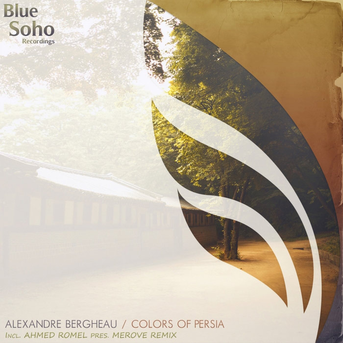 Alexandre Bergheau - Colors Of Persia (original mix)