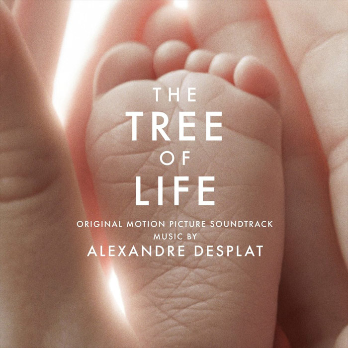 Alexandre Desplat - The Tree Of Life (Original Motion Picture Soundtrack) [2011]