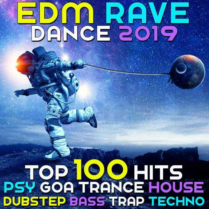 EDM Rave Dance 2019 Top 100 Hits Psy Goa Trance House Dubstep Bass Trap Techno [2019]