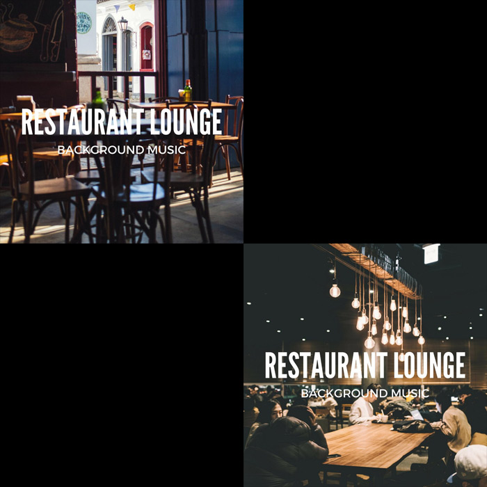 Restaurant Lounge Background Music (Vol. 4, 5) [2019]