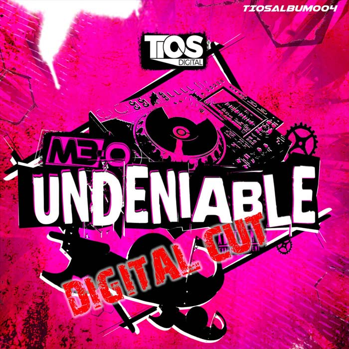 M3-O - Undeniable Album (Digital Cut) [2019]