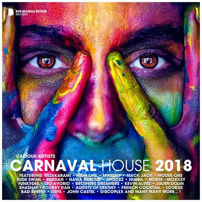 Carnaval House 2018 (unmixed tracks) [2018]