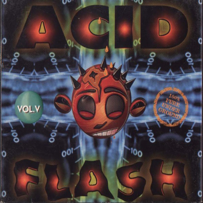 Acid Flash (Vol. 5) [1997]