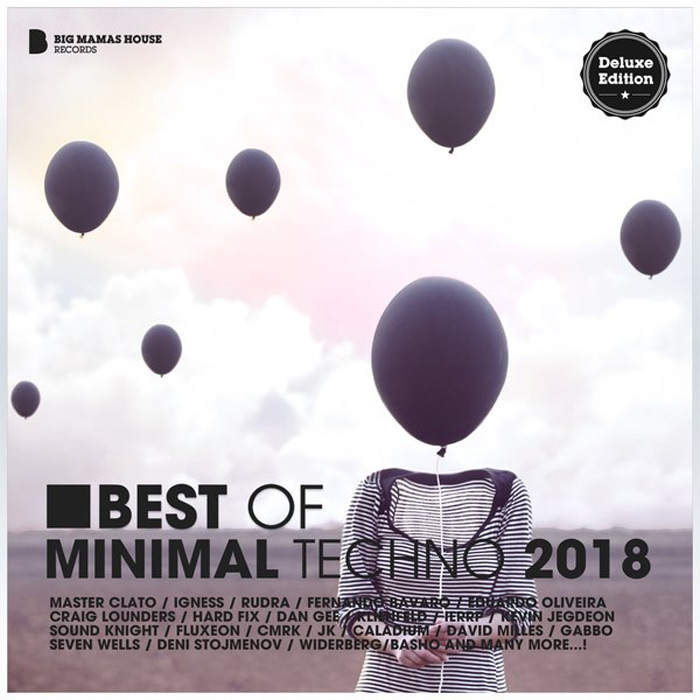 Best Of Minimal Techno 2018 (Deluxe Version) [2019]