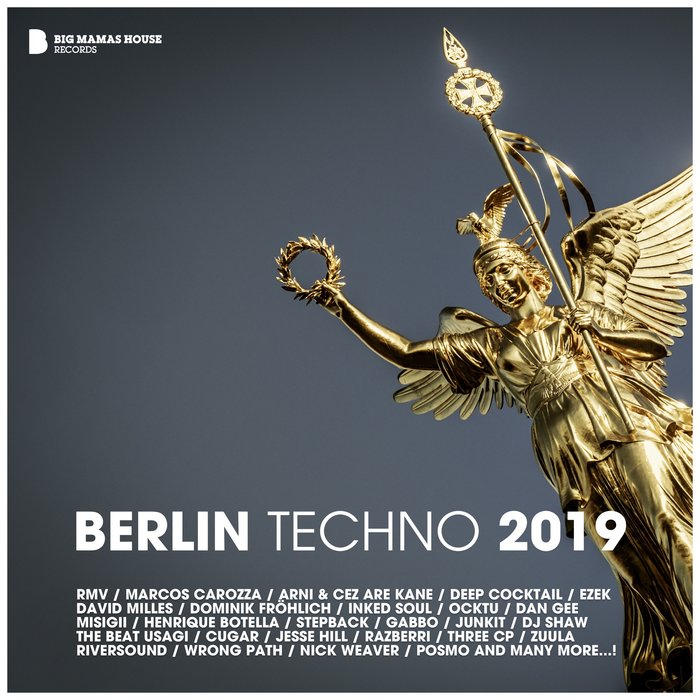 Berlin Techno 2019 (unmixed tracks) [2019]