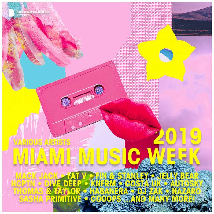 Miami Music Week 2019 (unmixed tracks) [2019]