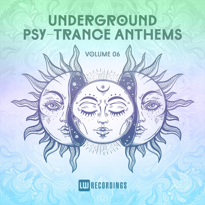 Underground Psy-Trance Anthems (Vol. 06) [2019]