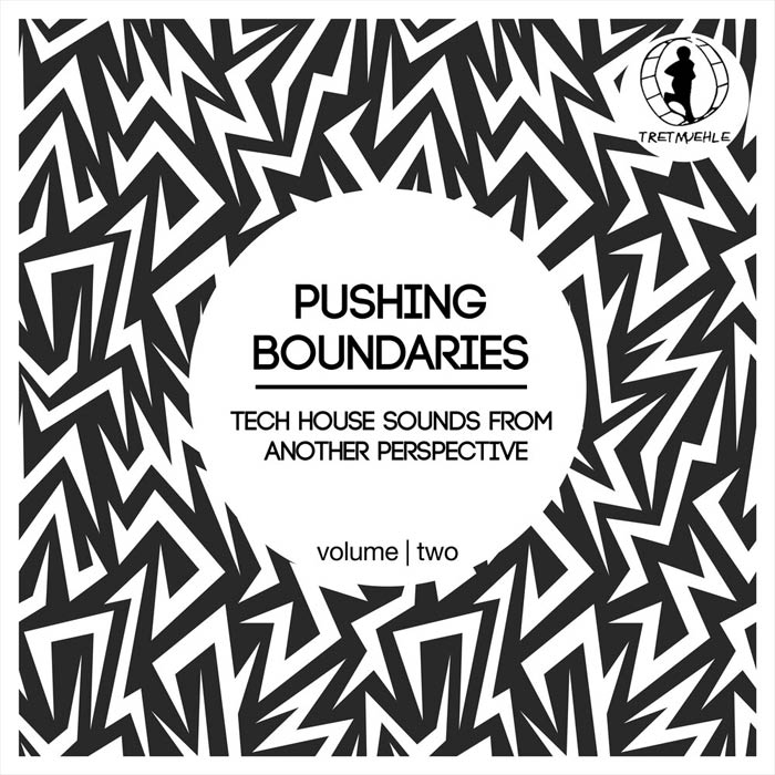 Pushing Bounderies Vol. 2 (The Groovy Tech-House Experience) [2017]