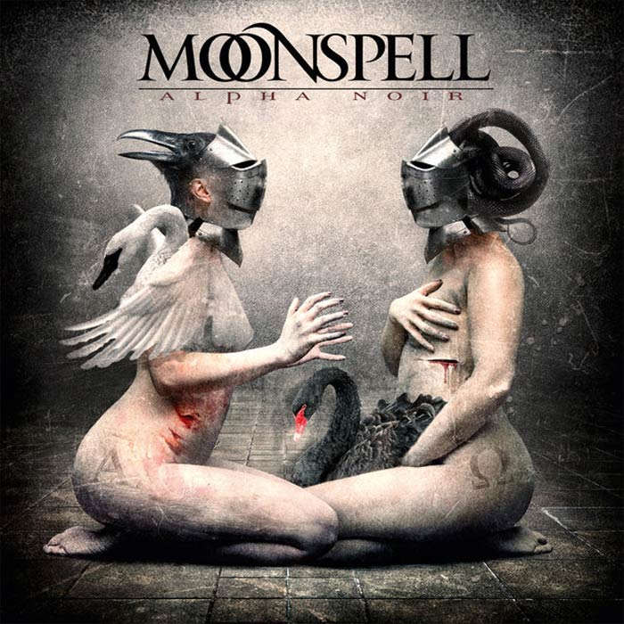 Moonspell - Alpha Noir (Deluxe Version - Incl. Bonus Album: Omega White) [2012]