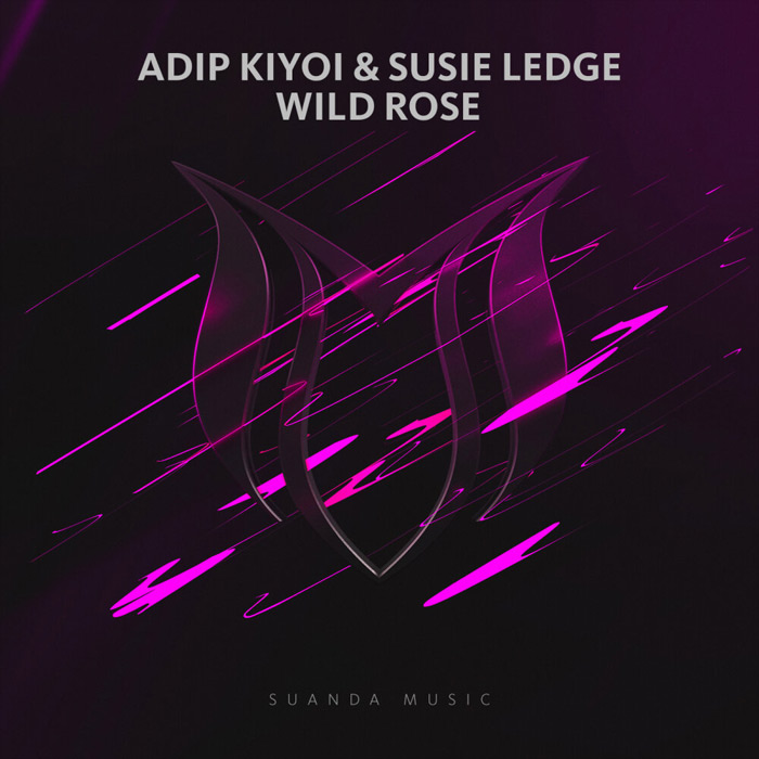 Adip Kiyoi & Susie Ledge - Wild Rose (extended mix)