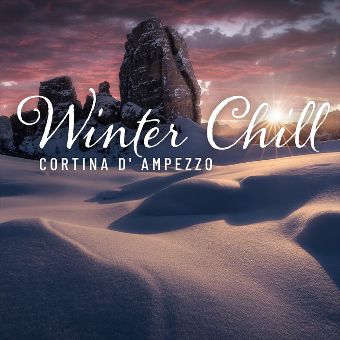Winter Chill: Cortina D' Ampezzo