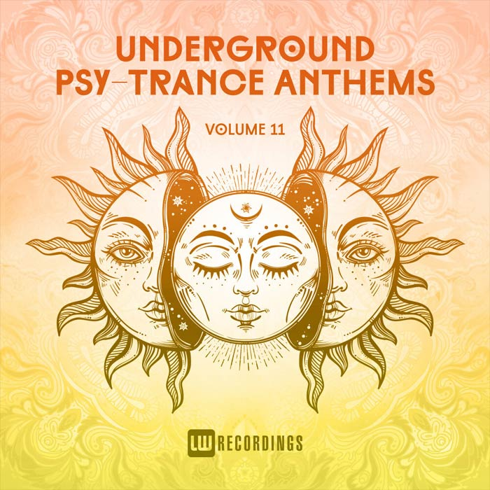 Underground Psy-Trance Anthems (Vol. 11) [2019]