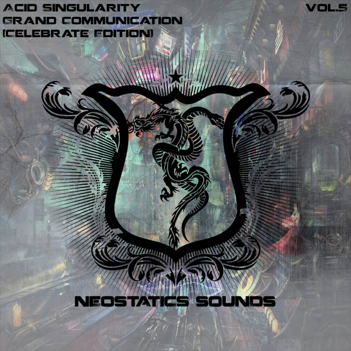 Grand Communication Vol. 5 (Celebrate Edition) [2019]