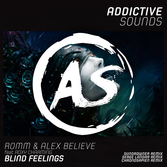 ROMM & Alex BELIEVE - Blind Feelings (feat. Roxy Charming - Serge Landar remix)