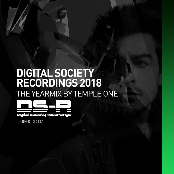 Digital Society Recordings 2018: The Yearmix (Mixed By Temple One) [2018]