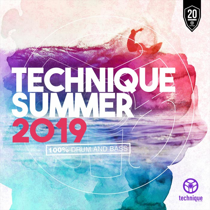 Technique Summer 2019 (100% Drum and Bass) [2019]