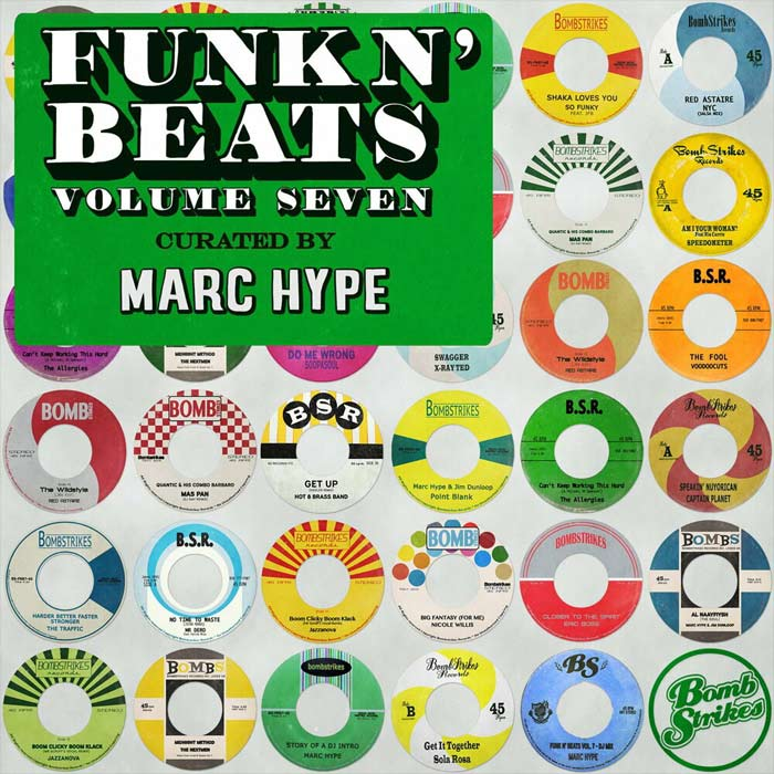 Funk N' Beats Vol. 7 (Curated By Marc Hype) [2019]