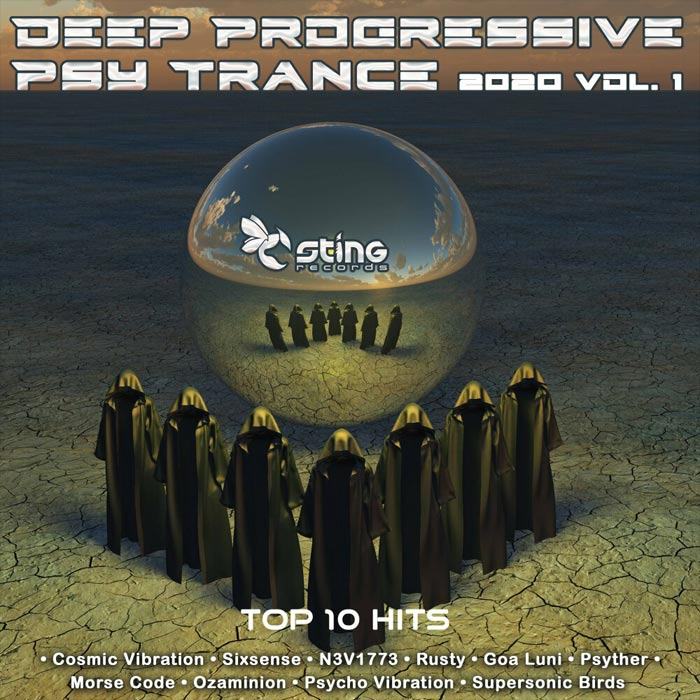 Deep Progressive Psy Trance 2020 Top 10 Hits Sting (Vol. 1) [2019]