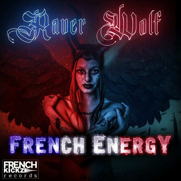 Raver Wolf - French Energy