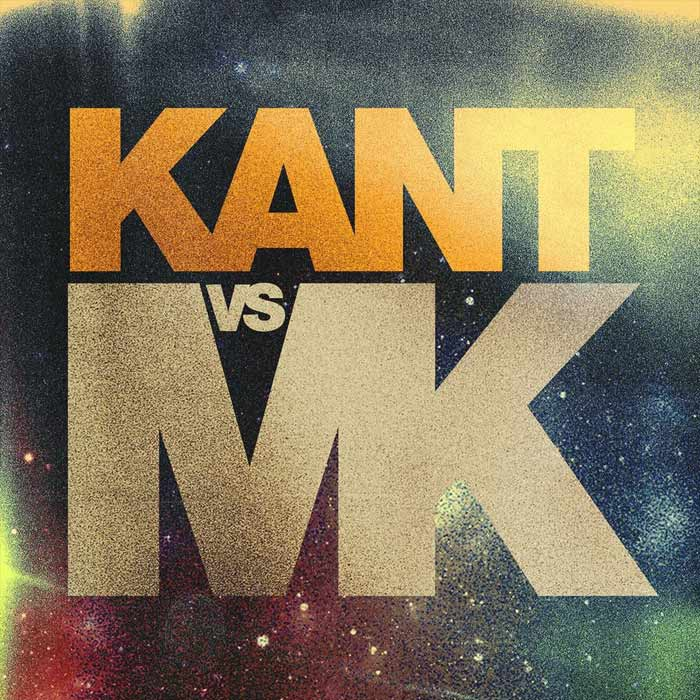 KANT vs MK - Ey Yo (Original Mix)