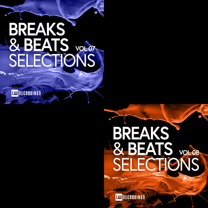 Breaks & Beats Selections (Vol. 07, 08) [2020]