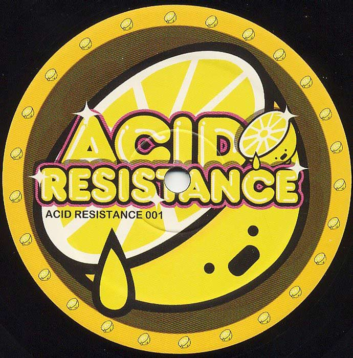 Acid Resistance Collected (001, 002 & 003)