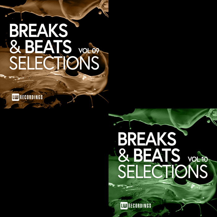 Breaks & Beats Selections (Vol. 09, 10) [2020]